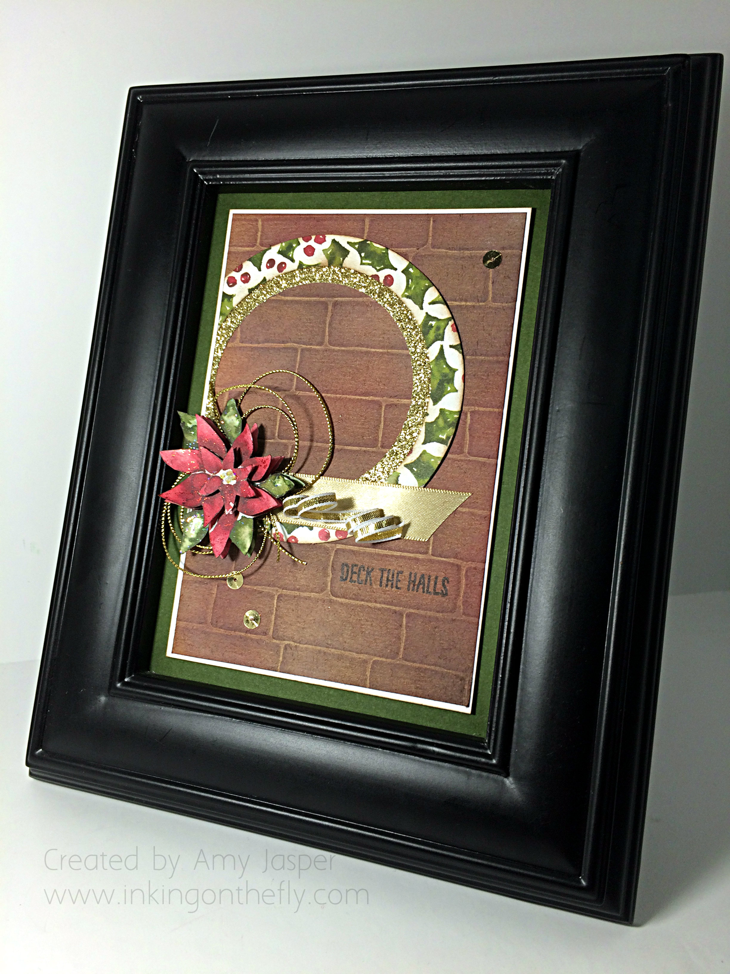 112 Deck the Halls Frame